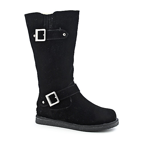 Shiekh Urban Buckle womens mid-calf boot