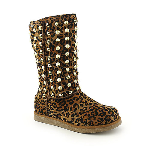 Womens Flats Shiekh Urban Studs Boots Flats Buy Quality