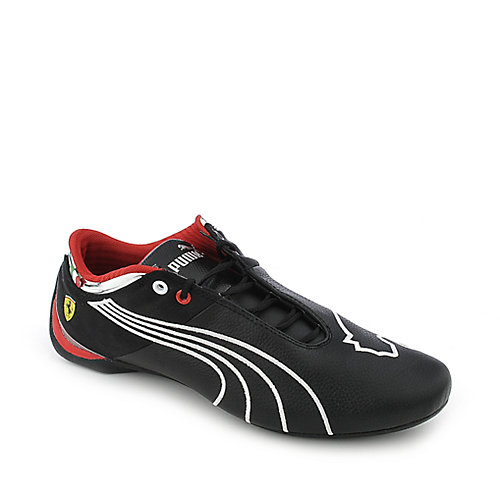 Puma Future Cat M1 mens black motorsport sneaker