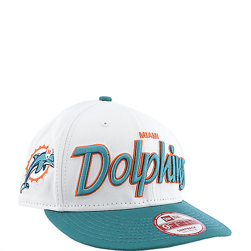 New Era Miami Dolphins Cap snapback hat