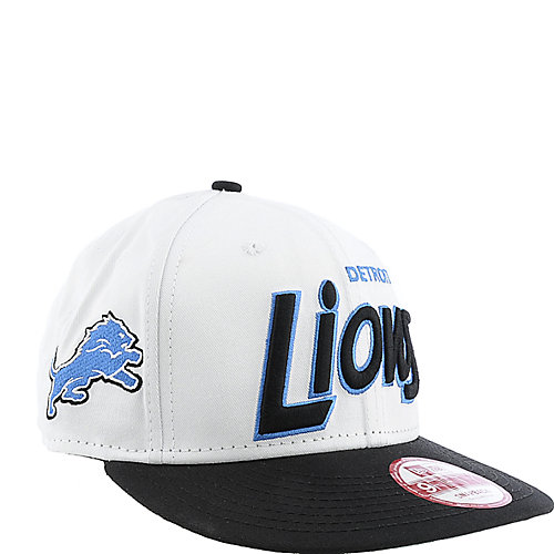 New Era Detroit Lions Cap snapback hat