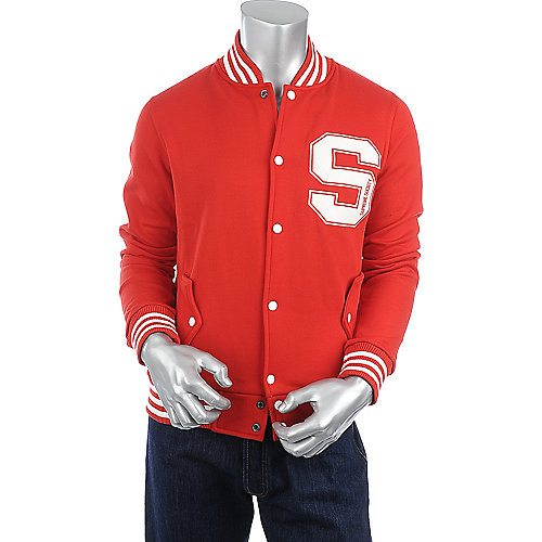 Supreme Society Varsity Jacket mens jacket