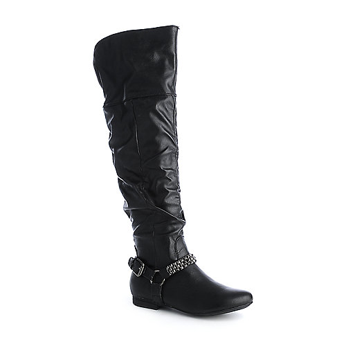 Shiekh Meley-1-S womens knee-high boot