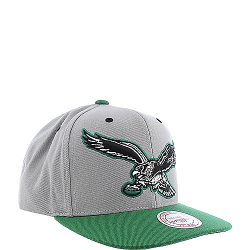Mitchell & Ness Philadelphia Eagles Cap snapback hat