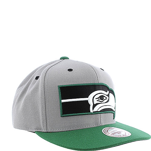 Mitchell & Ness Seattle Seahawks Cap snapback hat
