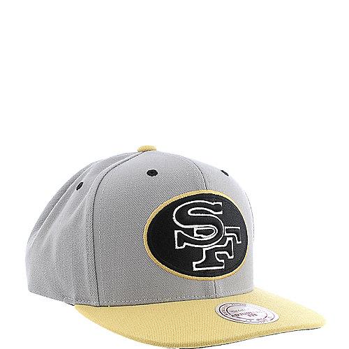 Mitchell   Ness San Francisco 49ers Cap snapback hat 92690bf0be2f