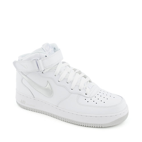 Nike Air Force 1 Mid 07 mens athletic basketball sneaker d25f655be42b