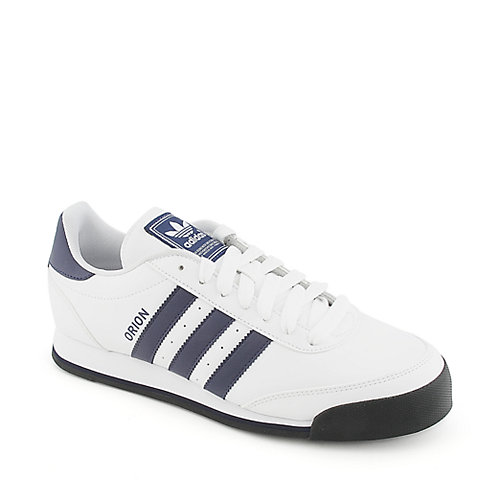 Adidas Orion 2 white athletic running sneaker