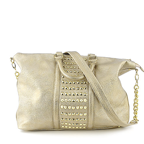 Steve Madden Brocket gold shoulder bag