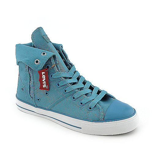 Levi's Zip Ex Hi CT Twill womens casual lace-up sneaker