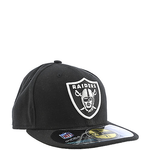 New Era Caps Oakland Raiders fitted hat