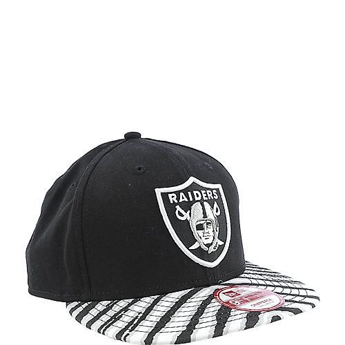 New Era Caps Oakland Raiders snapback NFL hat