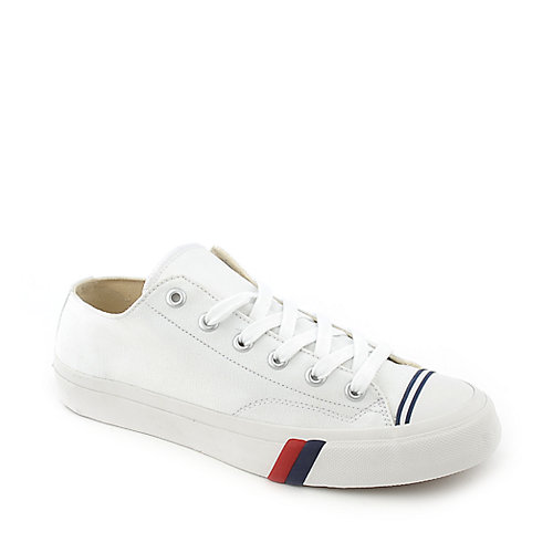 Pro Keds Royal Lo mens white athletic lifestyle sneaker