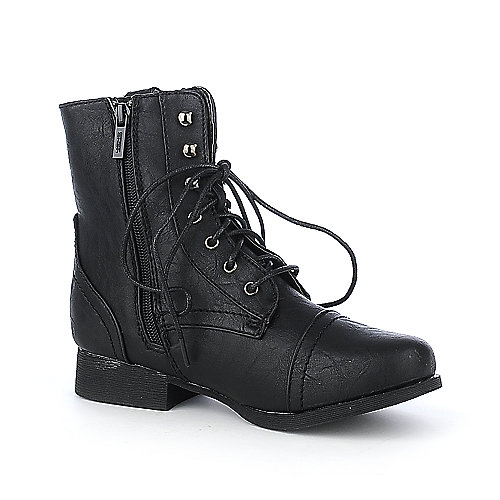 Shiekh Jetta-29 womens low heel ankle boot