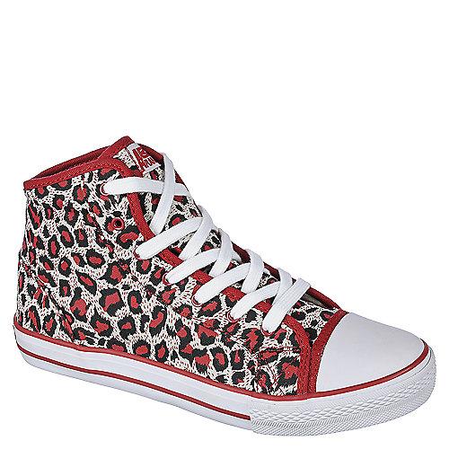 6bb3f8b7ee6 Animal Planet Red Cheetah Simple Women s Sneaker