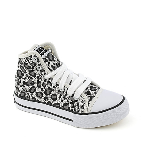 Animal Planet Cheetah Simple youth sneaker