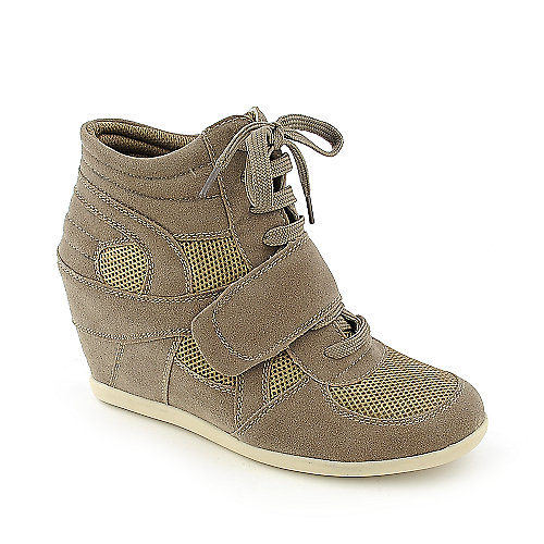 Refresh Dakota womens casual wedge