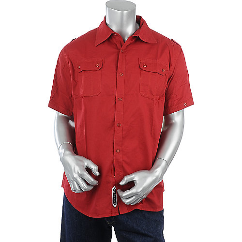 Rag Dynasty A-Static Shirt mens short sleeve shirt