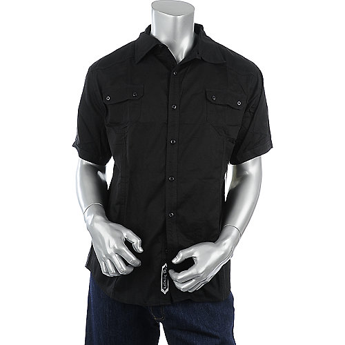 Rag Dynasty Physical Shirt mens short sleeve shirt