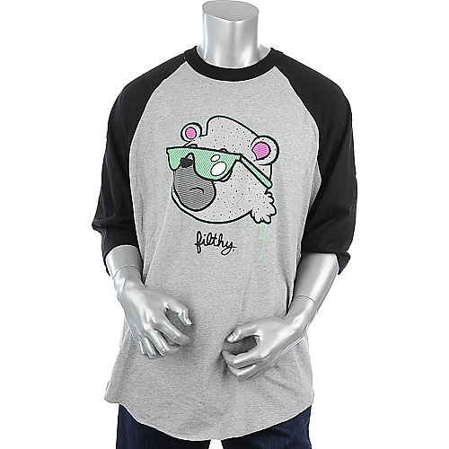 Filthy Dripped Filth Yeezy Bear Tee mens tee