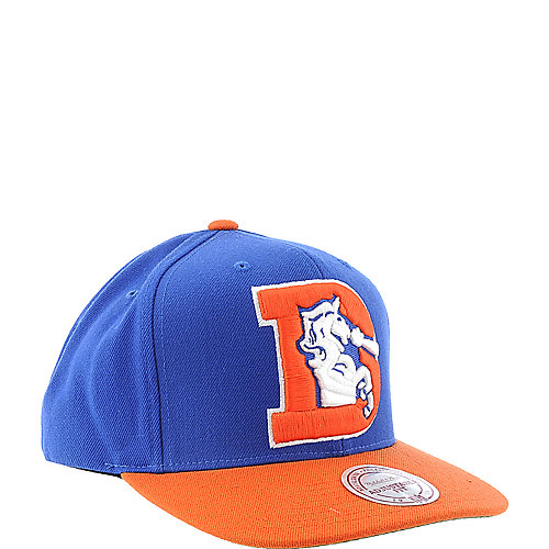 Mitchell and Ness Denver Broncos Cap snapback hat