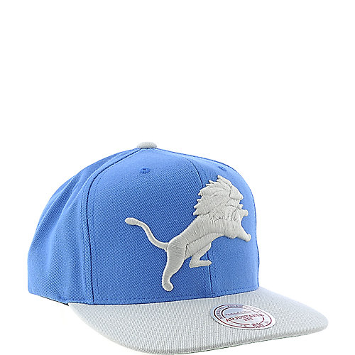 Mitchell and Ness Detroit Lions Cap snapback hat