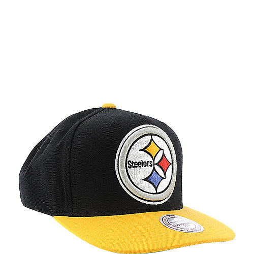Mitchell and Ness Pittsburgh Steelers Cap snapback hat