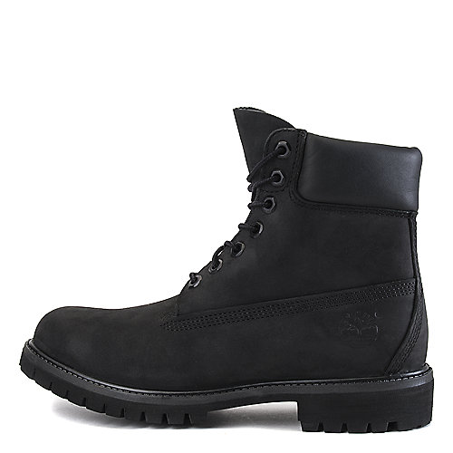 Timberland Boots black Mens Shoes Black
