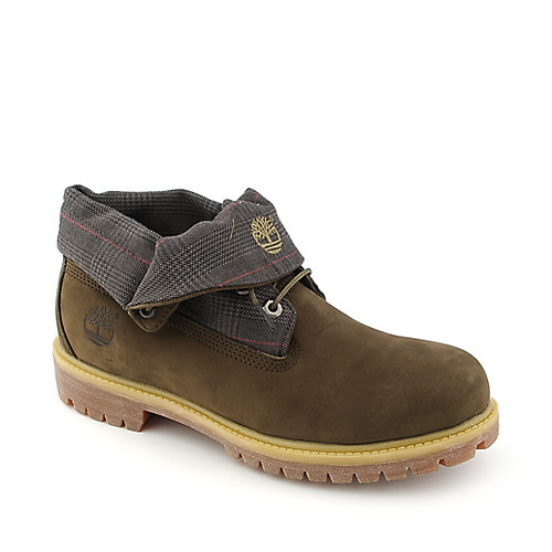 Timberland Roll Top mens casual boot