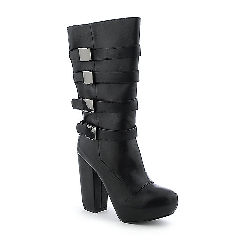 Heart Soul Basha womens high heel boot