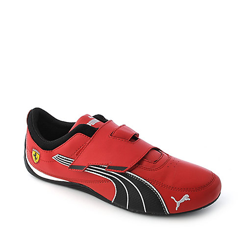 Puma Drift Cat 4 SF mens red athletic running sneaker