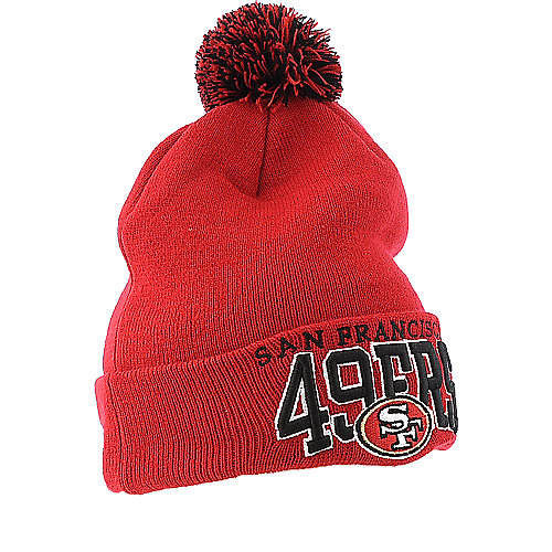 New Era San Francisco 49ers Knit Cap beanie