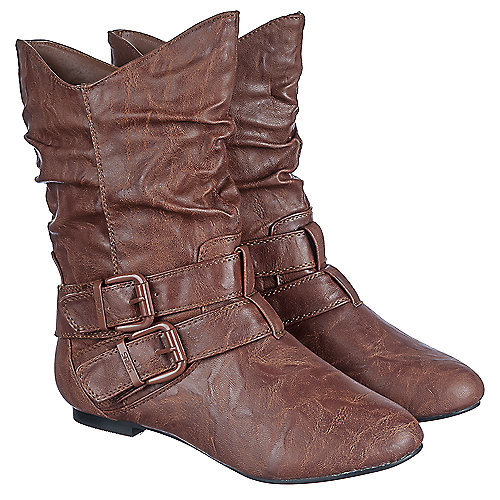 Shiekh Vickie-16 womens mid-calf western boot