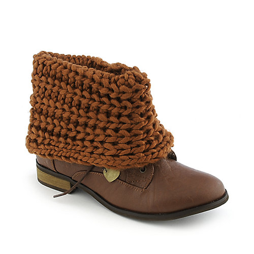 Shiekh Norah-01 womens low heel ankle boot