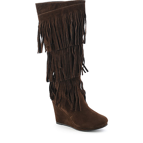 Madden Girl Frolicck womens knee-high boot