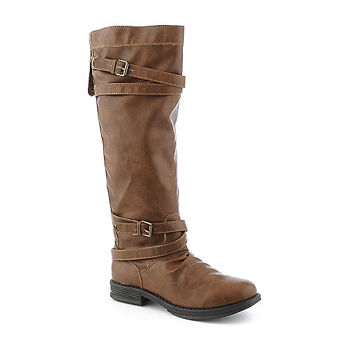 Madden Girl Zerge womens knee-high boot