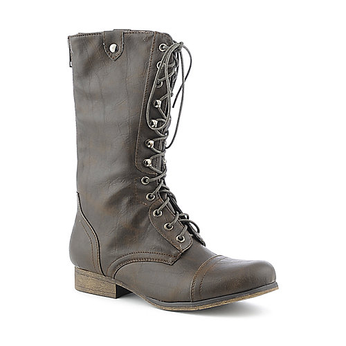 Madden Girl Gemiini womens brown boot