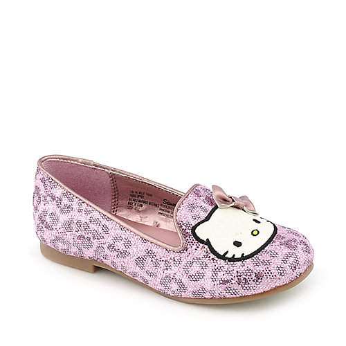 Hello Kitty HK Millie youth loafer flat