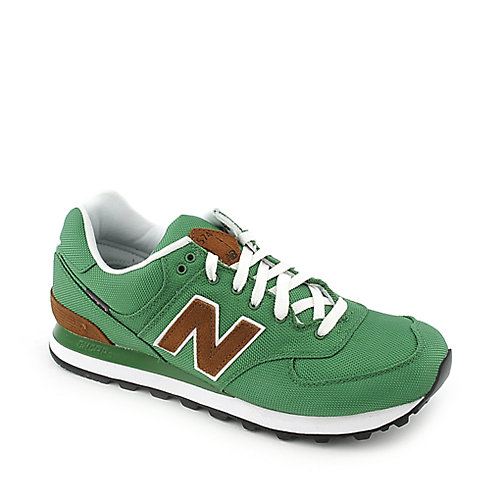 New Balance ML574 mens athletic lifestyle running sneaker