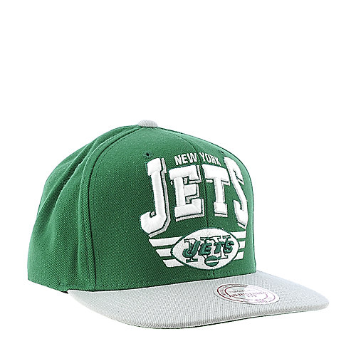Mitchell and Ness New York Jets Cap snapback hat