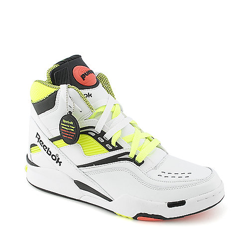 Reebok Twilight Zone Pump mens basketball sneaker