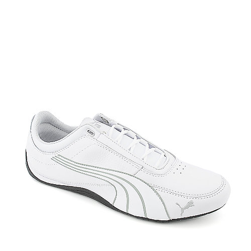 Puma Drift Cat 4 mens white motorsport sneaker
