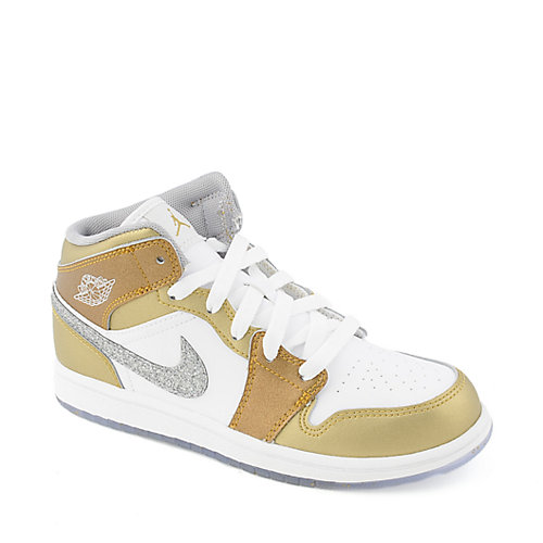 Nike Girls Jordan 1 Phat (PS) youth sneaker
