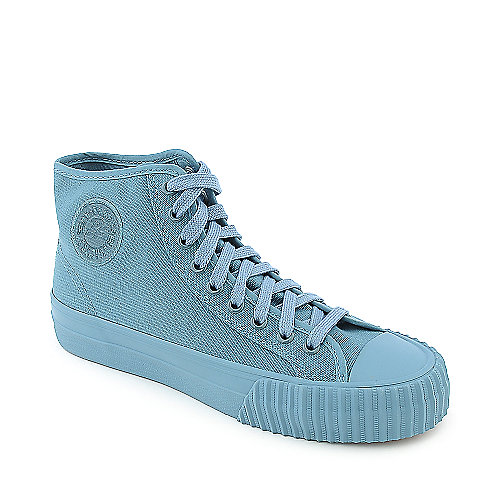 PF Flyers Center Hi Reissue mens blue athletic lifestyle sneaker