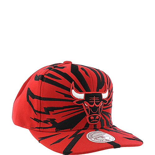 Mitchell and Ness Chicago Bulls Cap snapback hat