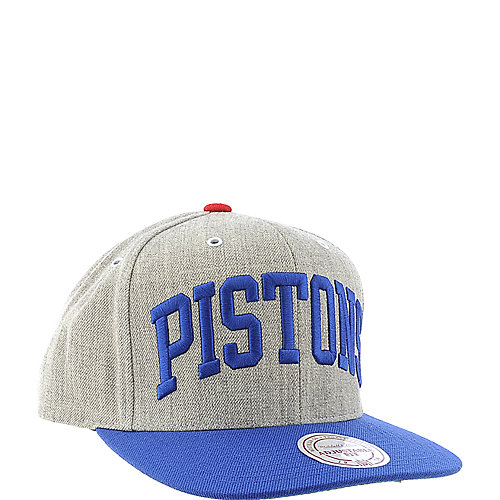 Mitchell and Ness Detroit Pistons Cap snapback hat