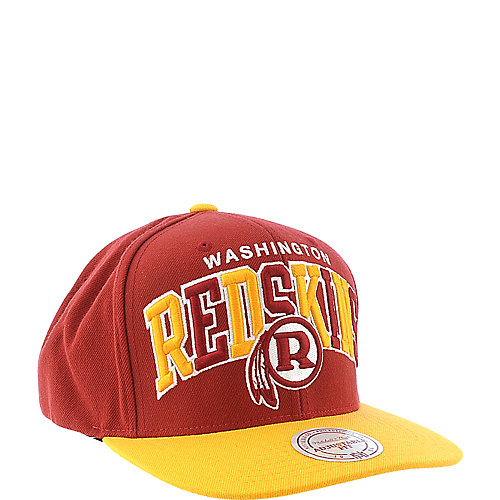 46ef0d99c2b Mitchell and Ness Washington Redskins Cap snapback hat