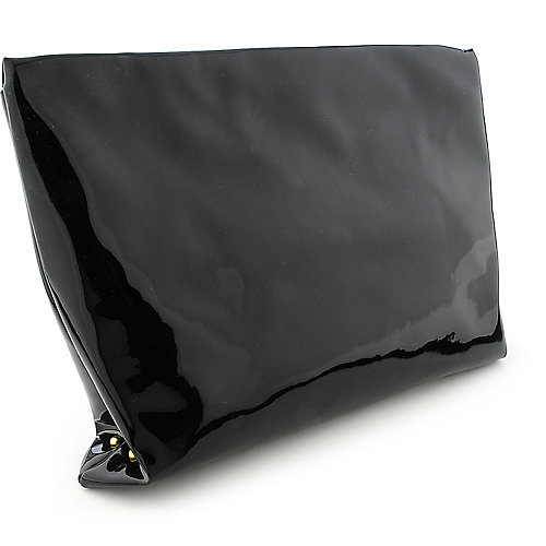 Shiekh Patent Clutch handbag