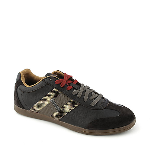 Diesel Lounge mens casual lace-up sneaker
