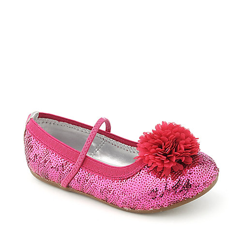 Stride Rite Baby Buffy toddler ballet flat